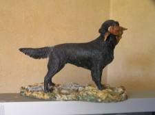 Flatcoat with Pheasant �110.00