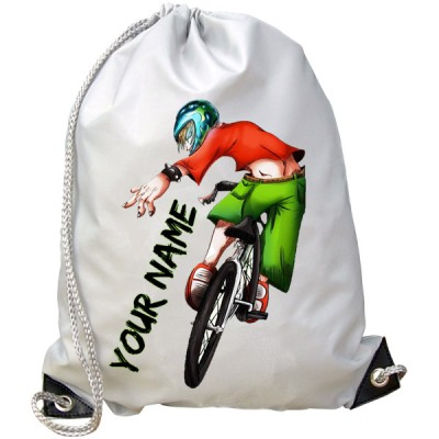 Personalised BMX Gym Bag