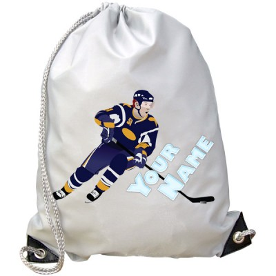 Personalised Ice Hockey Gym Bag
