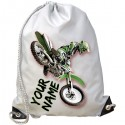 Personalised Motocross Gym Bag