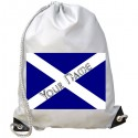 Personalised Scottish Gym Bag