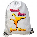 Personalised Street Dance Gym Bag