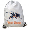 Personalised Tarantula Gym Bag