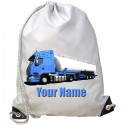 Personalised Truck Gym Bag