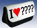 Personalised I Love ??? case