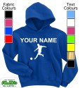 Personalised Football Hoodie