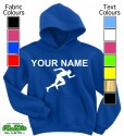 Personalised Runner Blue