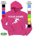 Personalised Runner Pink