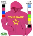 Personalised Star Pink
