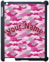 Pink Camouflage iPad Case