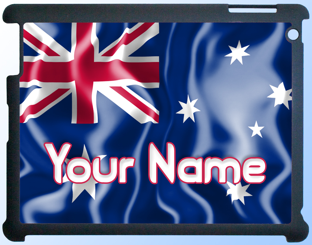 Australian Flag iPad Case
