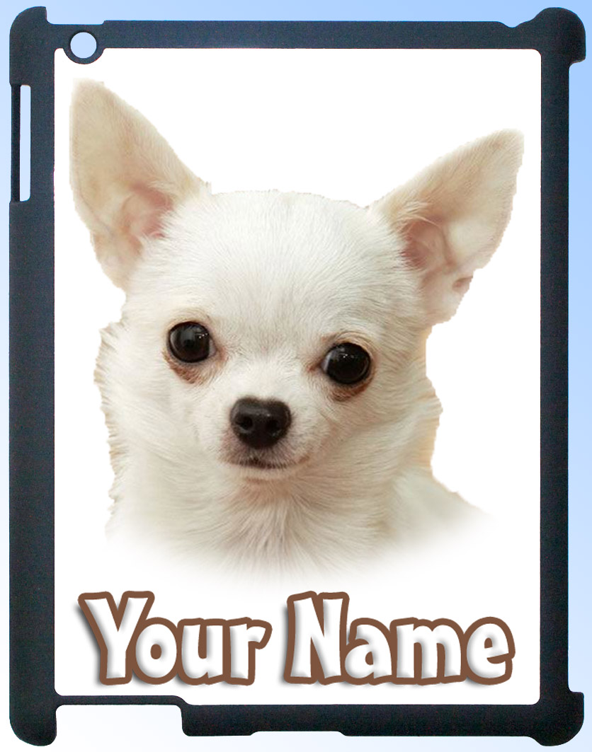 Chihuahua Puppy iPad Case