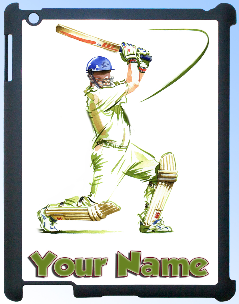 Cricket iPad Case