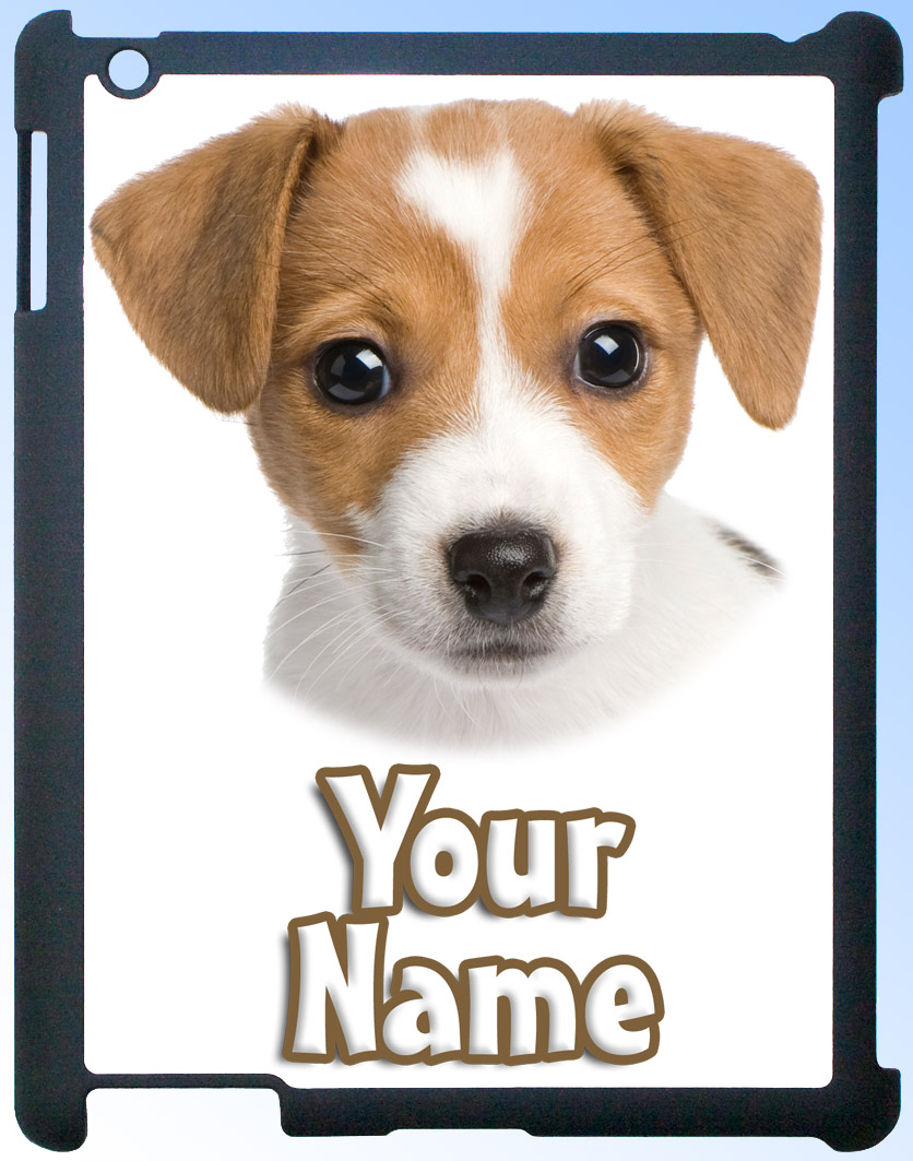 Jack Russell Puppy iPad Case