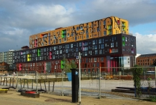 Urban Splash 'Chips', New Islington, Ashton