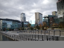 Media City, Salford, Greater Manchester