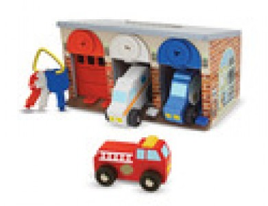 MD14580 Lock & Roll Garage