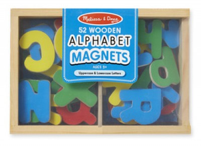 Letter Magnets ABC