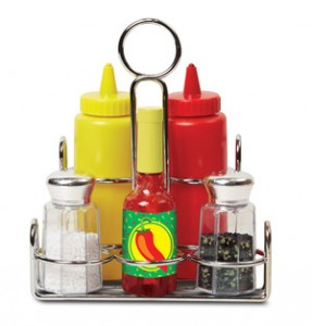 MD19358 Condiment Set