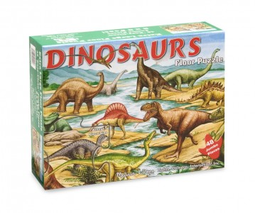 MD10421 Dinosaurs Puzzle