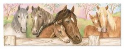 Horse and Foal Puzzle