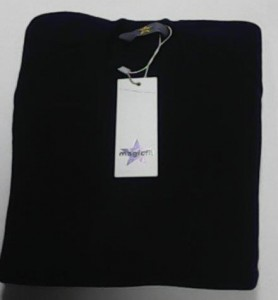 Magic Fit Knitted Navy Jumper