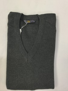 Magic Fit Knitted Grey Jumper