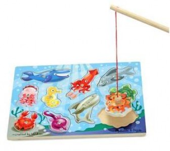 MD13778 Magnetic Fish Game