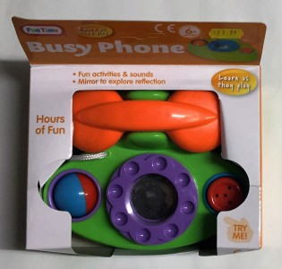 Busy Phone