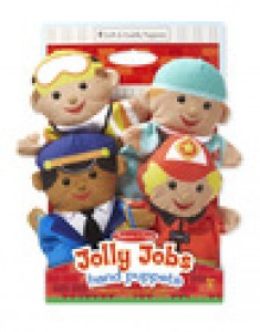 Jolly Helper Hand Puppets