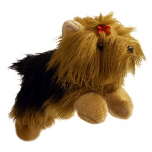 Full-Bodied Yorkshire Terrier Puppet