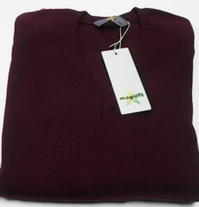 Magic Fit Knitted Burg Jumper
