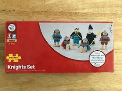Knights figure set