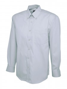 Mens Oxford Full Sleeve Shirt Light