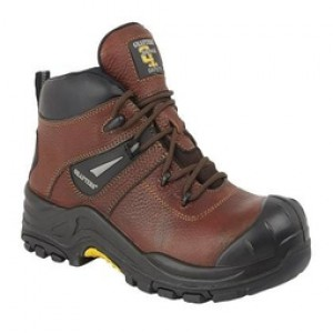 Grafters Water Resistant Safety Boots