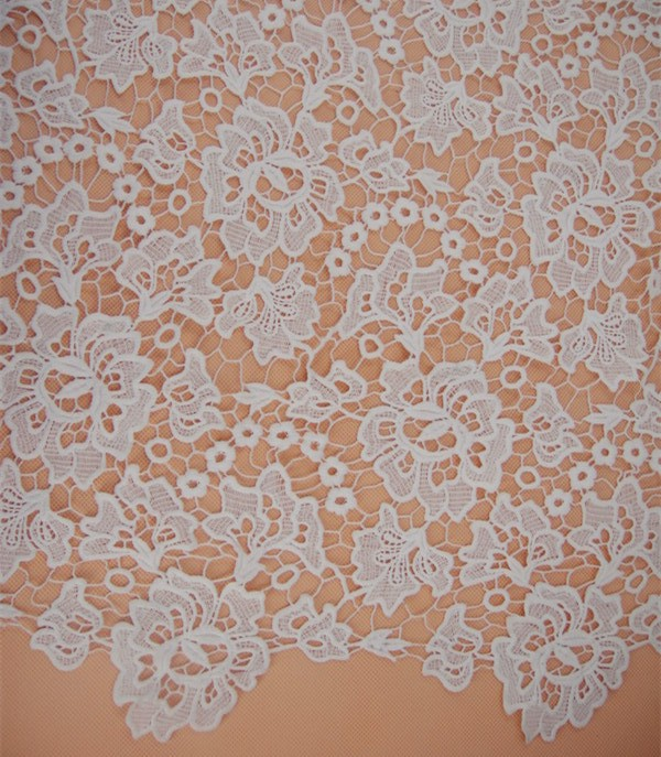 SFB3001 Guipure Embroidery Lace Fabric 51