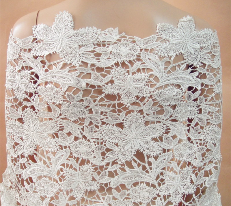 Lace Fabric Sfb3007