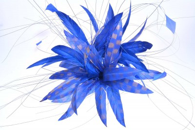 RM807 Feather Mount DIY Millinery Hat Wedding Feather Fascinators Handcraft Headress