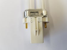 Philips Pl01/tl01 9w Lamp (for Hand Held Unit Or Similiar)