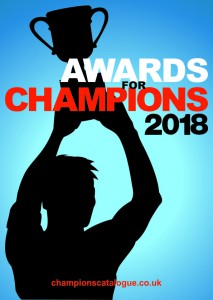 Awards for Champions 2018 Catalogue