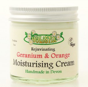 Geranium & Orange Cream 60ml
