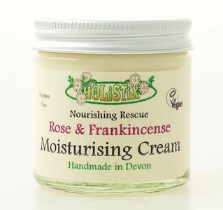 Rose & Frankincense Cream 60ml