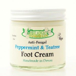 Peppermint & Teatree Foot Cream 60ml