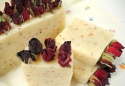 Rose butter soap