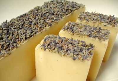 Lavender Butter Soap  100g