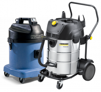 Karcher T201 Vacuum Cleaner (Floorcare
