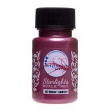 Imagination Crafts Starlight Paint Bright Maroon