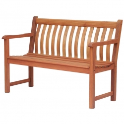 Cornis Alexander Rose 4ft Broadfield Bench
