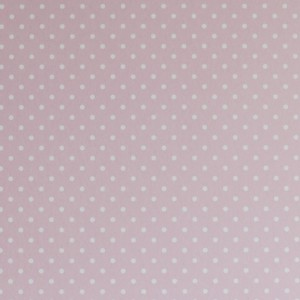 A4 240gsm Dottie Powder Pink Design Card