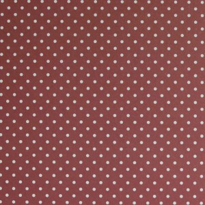 A4 240gsm Dottie Wine Red Design Card